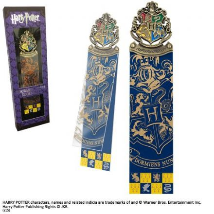 Harry Potter Hogwarts Crest Bookmark